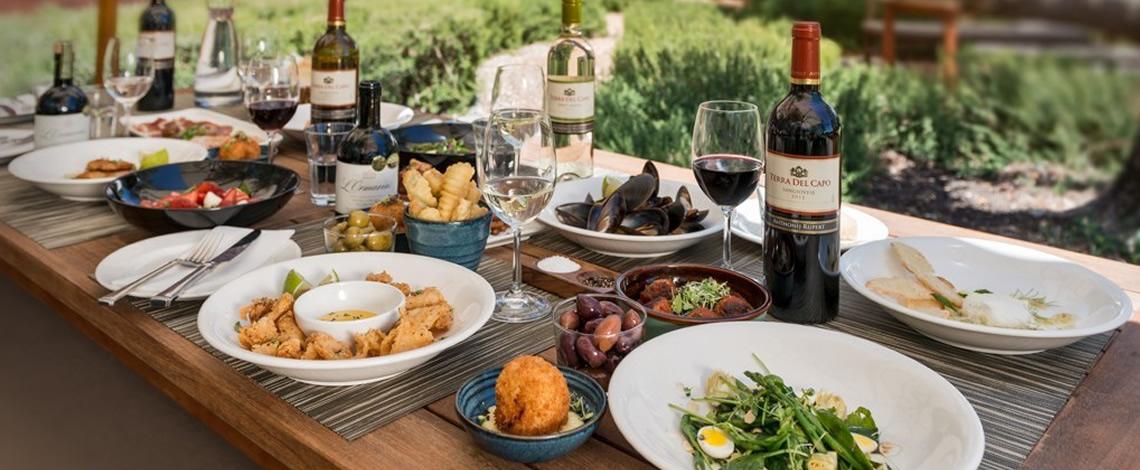 Terra del Capo Antipasti Bar – Franschhoek Restaurants
