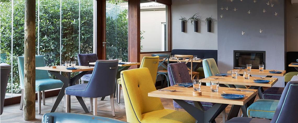 The Living Room At Le Quartier Francais